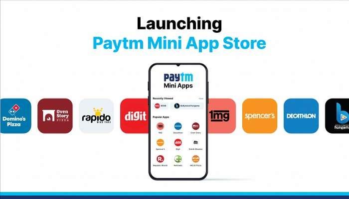 Paytm mini App Store: పేటీఎం నుంచి మొబైల్ యాప్ స్టోర్.. గూగుల్కి ఝలక్ ఇద్దామనా ?
