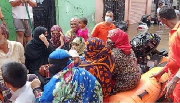 Hyderabad Rains: 15కు చేరిన మరణాల సంఖ్య.. కొనసాగుతున్న రెస్క్యూ