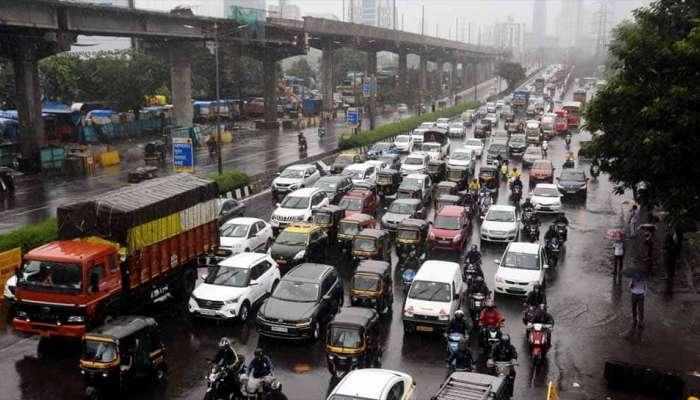 Heavy Rains: ముంబైలో రెడ్ అలెర్ట్