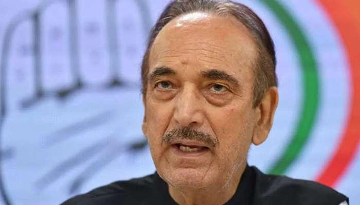 Ghulam Nabi Azad: కాంగ్రెస్ సీనియర్ నేత ఆజాద్కు కరోనా