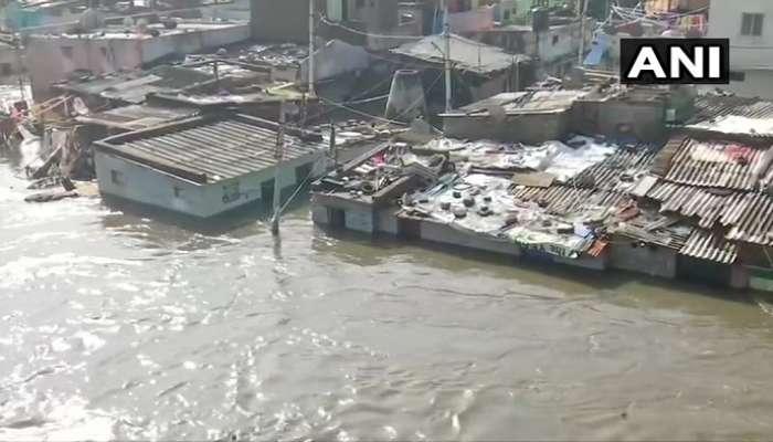 Heavy Rains: హైదరాబాద్లో మళ్లీ జల ప్రళయం..