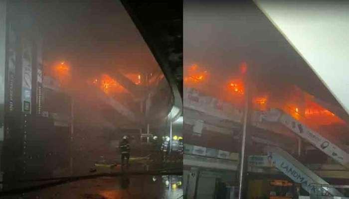 Mumbai Fire Accident: ముంబైలో భారీ అగ్ని ప్రమాదం.. మంటలార్పుతున్న 20 ఫైరింజన్లు