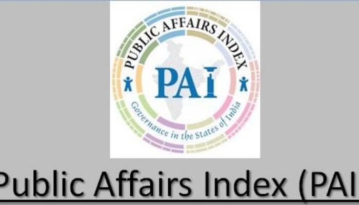 Best Governance: ది పబ్లిక్ అఫైర్స్ ఇండెక్స్ 2020లో దక్షిణాదికి అగ్రస్థానం