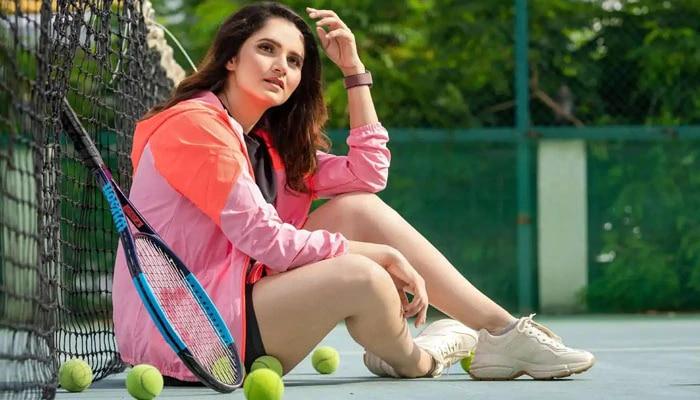 Sania Mirza: వెబ్ సిరీస్ చేయనున్న సానియా మిర్జా