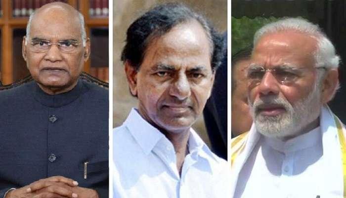 CM KCR writes to PM Modi: ప్రాంతీయ భాషలో పరీక్షలపై ప్రధాని, రాష్ట్రపతికి సీఎం కేసీఆర్ లేఖ