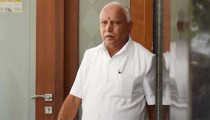 CM BS yediyurappa రాజకీయ కార్యదర్శి ఆత్మహత్యాయత్నం
