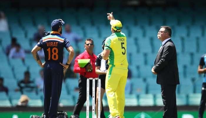 India vs Australia 2nd ODI: టాస్ గెలిచి మళ్లీ బ్యాటింగ్ ఎంచుకున్న ఆస్ట్రేలియా
