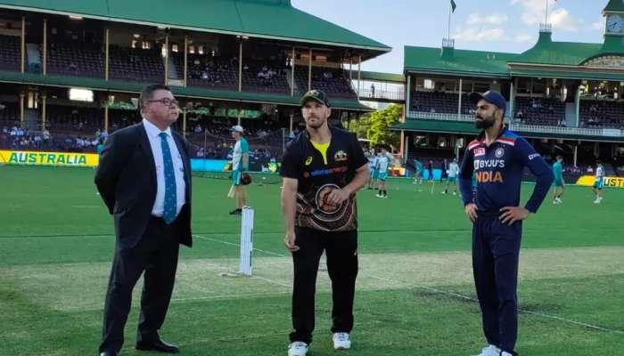 IND vs AUS 3rd T20I Live Updates: టాస్ గెలిచి ఫీల్డింగ్ ఎంచుకున్న భారత్