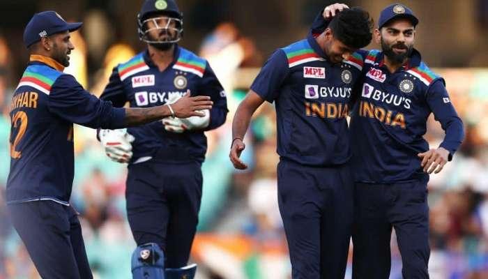 Indian Cricketers fined: టీమిండియాకు మరోసారి జరిమానా విధించిన ఐసీసీ