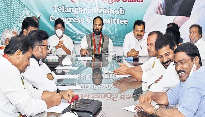 Telangana: టీపీసీసీ అధ్యక్షుడి ఎంపిక..తెరపైకొస్తున్న విభేధాలు