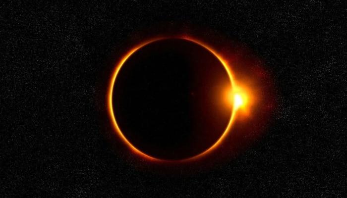 Solar Eclipse: చివరి సూర్య గ్రహణం రేపే..ఇండియాలో ఎలా..ఎక్కడ