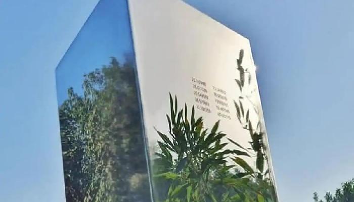 Monolith: అహ్మదాబాద్లో అడవుల్లో మోనోలిత్..