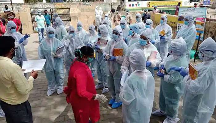 Telangana Covid-19: కరోనా నుంచి535 మంది డిశ్చార్జ్