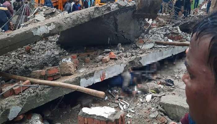 UP: స్మశానంలో మృత్యువు..17 మంది మృతి