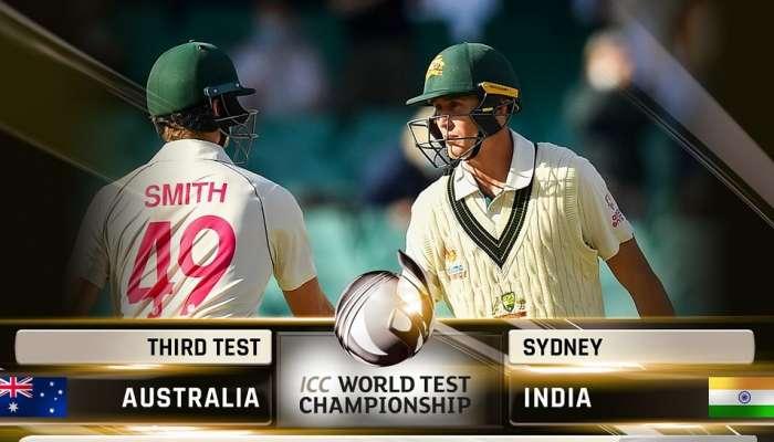 India vs Australia 3rd Test Day 1 Highlights: సిడ్నీ టెస్టులో తొలిరోజు ఆతిథ్య ఆస్ట్రేలియాదే..