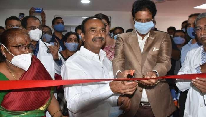 Telangana: తొలి కరోనా వ్యాక్సిన్ నేనే తీసుకుంటా: మంత్రి ఈటల రాజేందర్