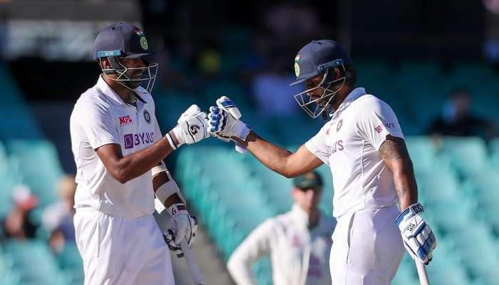 India VS Australia 3rd Test: అశ్విన్, విహారి హీరోచిత పోరాటం.. నైతిక విజయం టీమిండియాదే