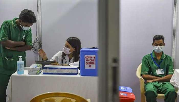 Covid-19 vaccination: మహారాష్ట్రలో 18 వరకు వ్యాక్సినేషన్కు బ్రేక్