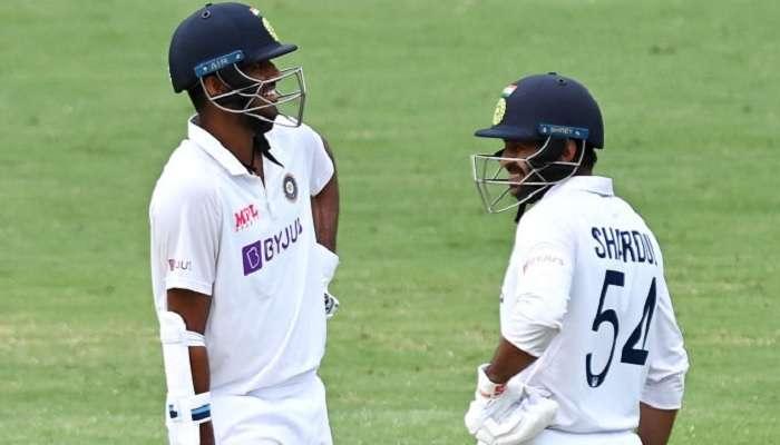 India vs Australia 4th Test: వాషింగ్టన్ సుందర్, శార్దూల్ ఠాకూర్ అరుదైన ఘనత