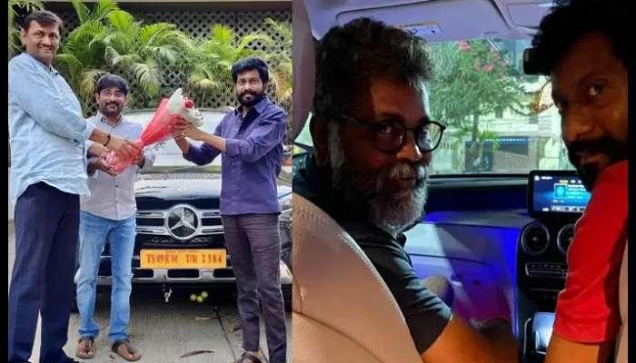 Uppena movie దర్శకుడు బుచ్చి బాబుకు Benz car gift ఇచ్చిన నిర్మాతలు