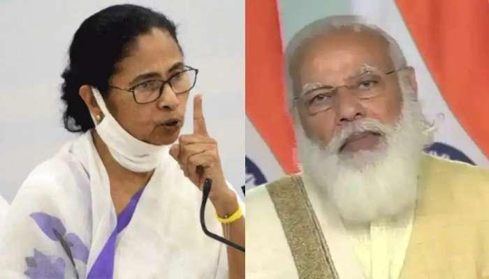West Bengal Election 2021: ముందు అమిత్ షాను కంట్రోల్ చెయండి, PM Modiకి మమతా బెనర్జీ సవాల్