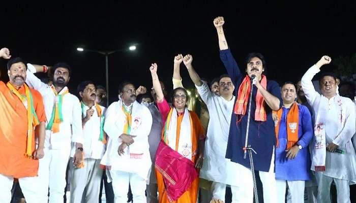 Pawan Kalyan on CM post: సీఎం పదవిపై పవన్ కల్యాణ్ ఆసక్తికర వ్యాఖ్యలు