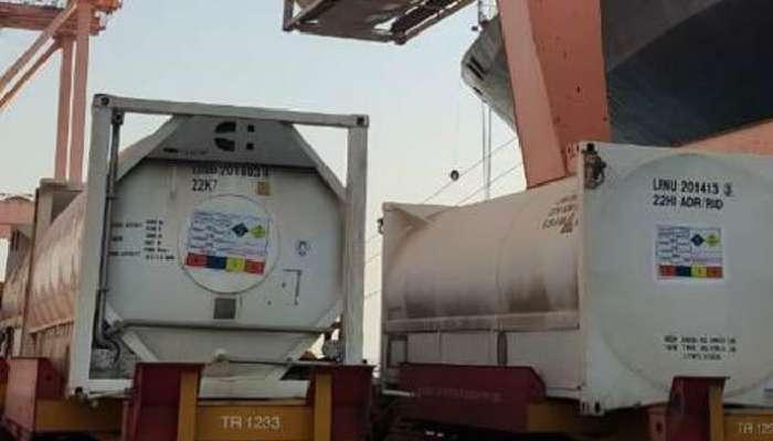 Oxygen to India: ఇండియాలో పెరిగిన కరోనా ఉధృతి, సింగపూర్-సౌదీ అరేబియా నుంచి ఆక్సిజన్