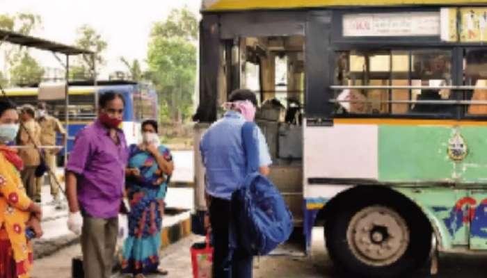 RTC Services: కరోనా కట్టడికి ఏపీ ప్రభుత్వం కొత్త నిబంధనలు, ఆర్టీసీలో 50 శాతమే ఆక్సుపెన్సీ