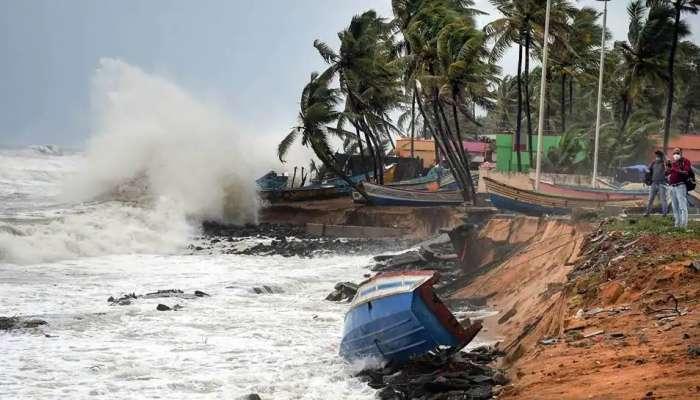 Tauktae Cyclone: తౌక్టే తుపాను ప్రభావం, పలు ప్రాంతాల్లో భారీ వర్షాలు
