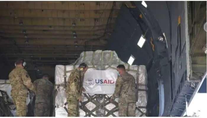 US Covid Relief: ఇండియాకు 5 వందల మిలియన్ డాలర్ల సహాయం