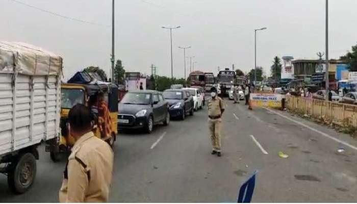 Telangana Lockdown: లాక్డౌన్ మరింత కఠినం, ఈ పాస్ ఉంటేనే తెలంగాణలో ఎంట్రీ