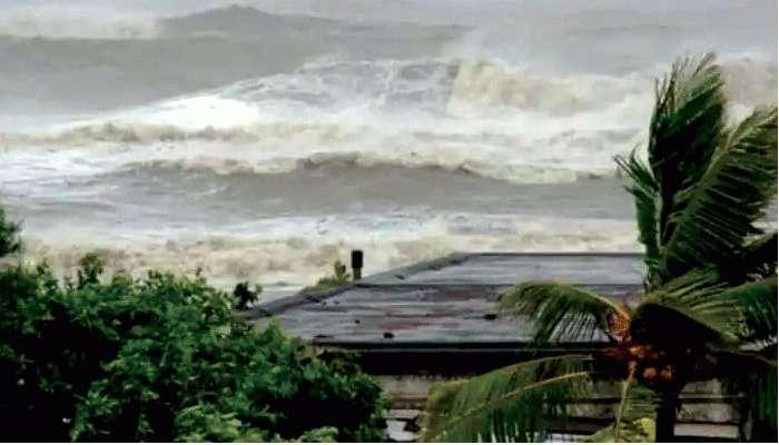 Yaas Cyclone Update: యాస్ తుపాను ప్రభావంతో..మరో మూడ్రోజులపాటు వర్షాలు