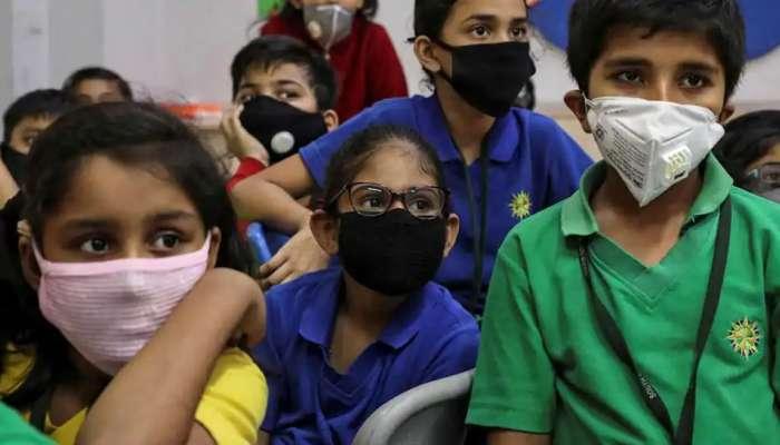 Corona Third Wave: 5 ఏళ్లలోపు చిన్నారులకు Face Masks అక్కర్లేదు, DGHS సూచన
