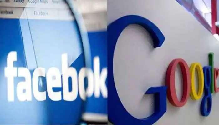 Summons to Google and Facebook: గూగుల్, ఫేస్బుక్ సంస్థలకు కేంద్రం సమన్లు