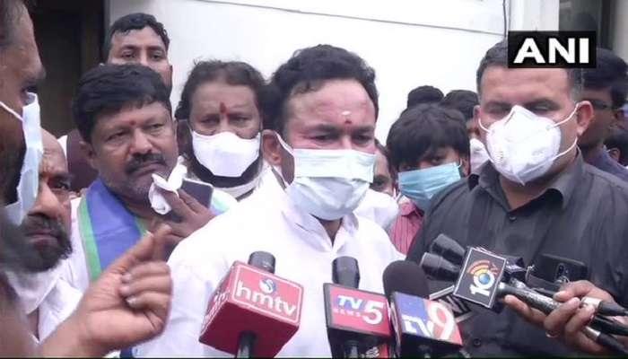 Karnataka politics: కర్ణాటక కొత్త సీఎం ఎంపిక కోసం పరిశీలకుడిగా కేంద్రమంత్రి కిషన్ రెడ్డి