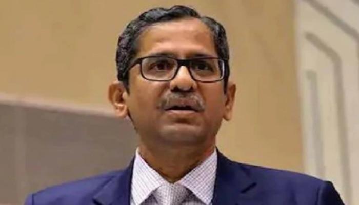 Justice NV Ramana: 'హైదరాబాద్లో ఆర్బిట్రేషన్ కేంద్రం ఏర్పాటు నా కల'..
