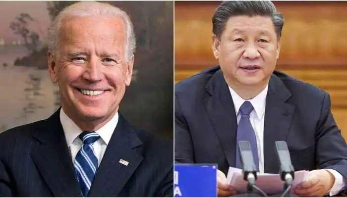 Joe Biden and Xi jinping: అవును..ఆ ఇద్దరూ మనసు విప్పి మాట్లాడుకున్నారు