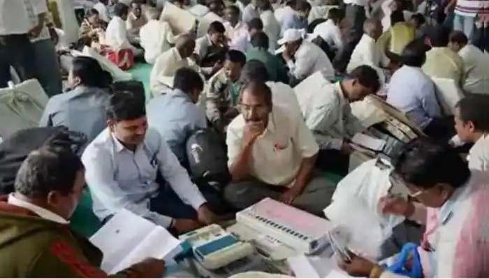 AP Zilla Parishad Elections: జిల్లా పరిషత్ ఎన్నికల్లో దూసుకుపోతున్న వైసీపీ