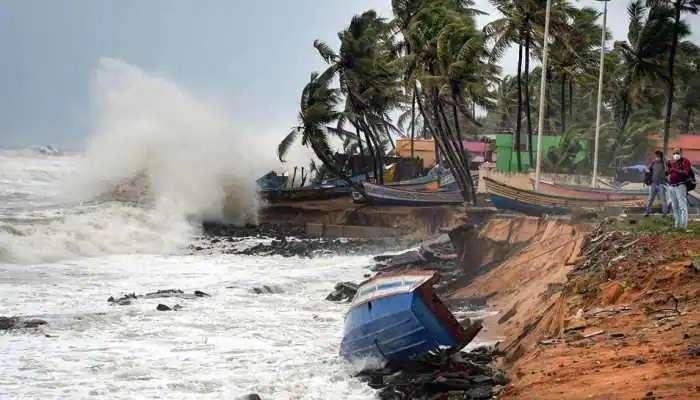 Cyclone Gulab : తెలంగాణ, ఉత్తరాంధ్రకు ఆరెంజ్ అలర్ట్.. భారీ నుంచి అతి భారీ వర్షాలు పడే అవకాశం