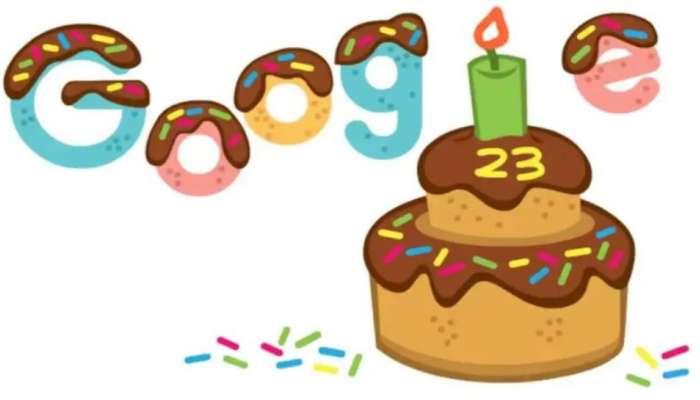 Google 23rd birthday: నేడు'గూగుల్' 23వ బర్త్ డే..పుట్టిన తేదీని ఎందుకు మార్చేశారంటే..