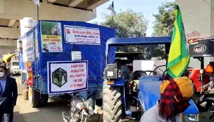Farmers Protest లో వచ్చిన ఈ ట్రాక్టర్ Vanity Van కన్నా తక్కువేం కాదు!