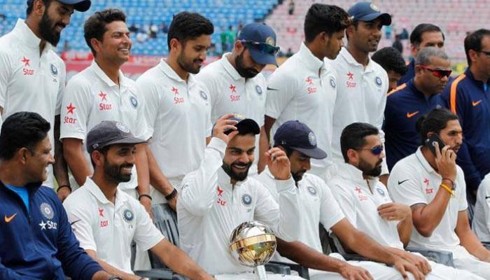 Photo Story: ICC Test Rankingలో టాప్ స్థానంలో భారత్, రెండో స్థానంలో కోహ్లీ
