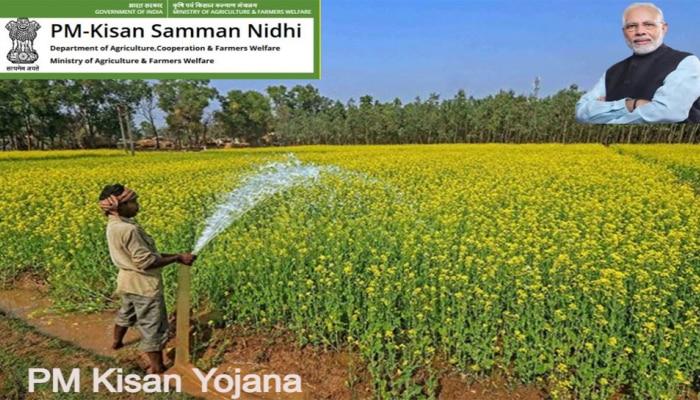 Kisan samman nidhi: కిసాన్ సమ్మాన్ నిధి 8వ విడతలో..మీ పేరుందో లేదో ఇలా చెక్ చేసుకోండి